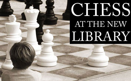 Chess at the Library Beginning this Summer